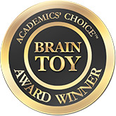 Brain Toy Award in 2018